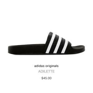 Adidas Originals Slides